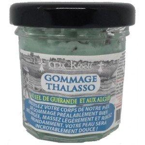 Faîtes peau neuve et évadez-vous en Bretagne avec le gommage doux aux algues